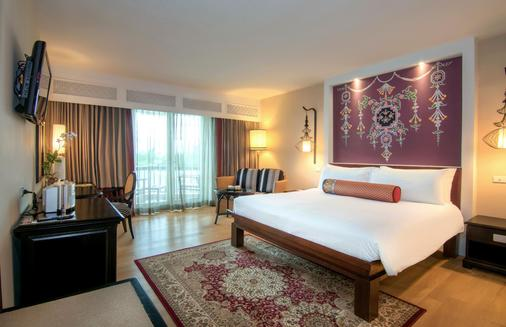 Siam Bayshore Resort Pattaya - Pattaya - Bedroom