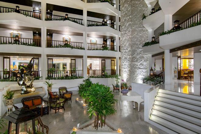 Siam Bayshore Resort Pattaya - Pattaya - Recepción