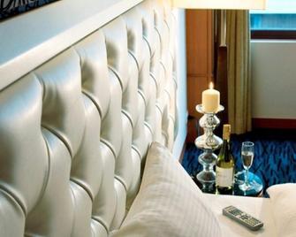 Hotel Dion - Taichung - Yatak Odası