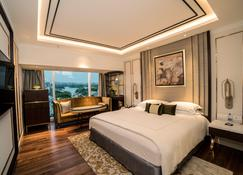 Vivanta by Taj - MG Road - Bengaluru - Schlafzimmer