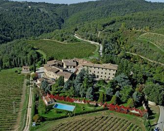 Borgo Castelvecchi Residenza D'epoca - Radda In Chianti - Vista del exterior