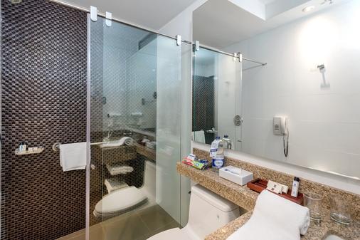 卡爾頓丹恩水療中心酒店 - 波哥大 - 波哥大 - 浴室