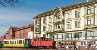 Hotel Rummeni - Borkum - Edifício