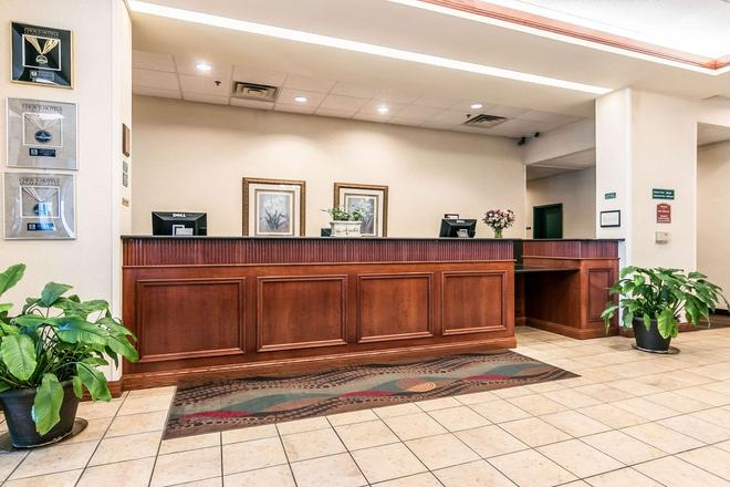 Clarion Suites at the Alliant Energy Center - Madison - Vastaanotto