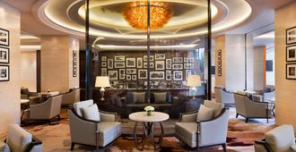 JW Marriott Hotel Shanghai Changfeng Park - Xangai - Sala d'estar