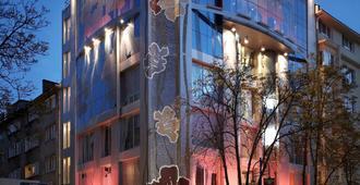Les Fleurs Boutique Hotel - Sófia - Edifício