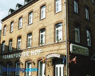 Hotel Frankfurter Hof - Limburg an der Lahn - Gebäude