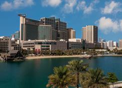 Beach Rotana - Abu Dhabi - Abu Dhabi - Building