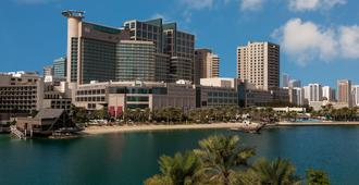 Beach Rotana - Abu Dhabi - Gebouw
