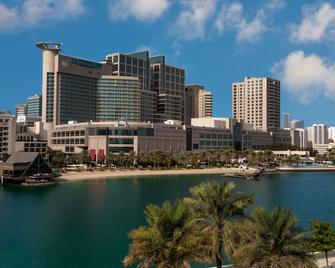 Beach Rotana - Abu Dhabi - Byggnad