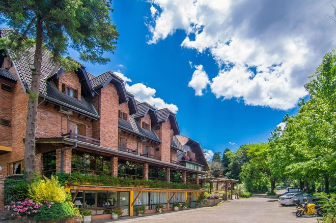 Hotel Azaleia - Gramado - Κτίριο