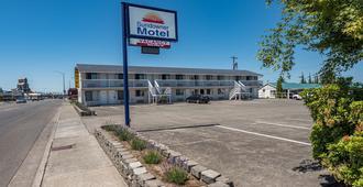 Sundowner Motel - Sequim - Building
