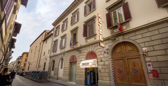 Hotel Basilea - Florence - Building