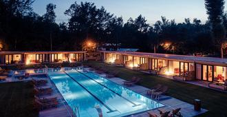 Villa Resort Dlouhá Louka - České Budějovice - Piscine