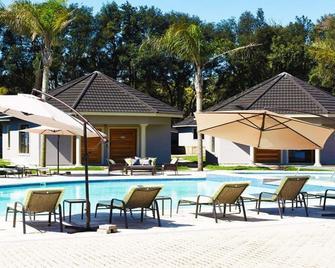 Aloe Lifestyle Hotel - Eshowe - Bazén