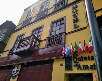 La Quinta de Amat - Lima - Gebäude