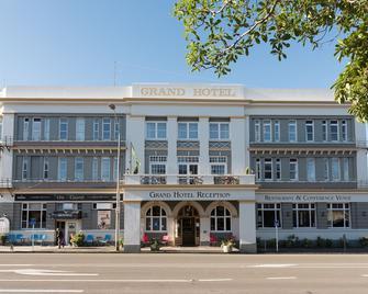 Grand Hotel Wanganui - Whanganui - Bina
