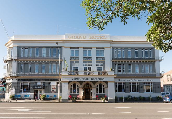 Grand Hotel Wanganui - Whanganui - Building