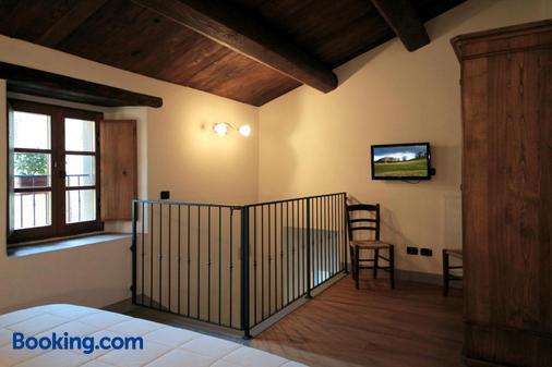 Agriturismo Terrazza Sul Parco - Bagno Di Romagna - Bedroom