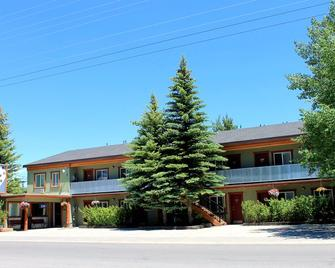 Moose Creek Inn - West Yellowstone - Edificio