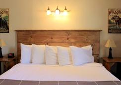 Moose Creek Inn - West Yellowstone - Schlafzimmer