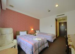 Numazu Inter Grand Hotel - Numazu - Bedroom