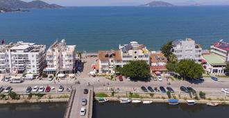 Delta Hotel - Fethiye - Outdoor view
