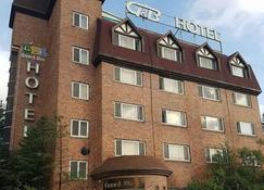 Green and Blue Hotel - Pyeongchang - Rakennus