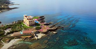 Villa Las Tronas Hotel & Spa - Alghero - Bãi biển