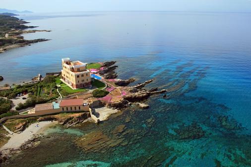 Villa Las Tronas Hotel & Spa - Alghero - Strand
