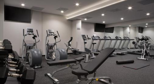 Hotel Via - San Francisco - Gym