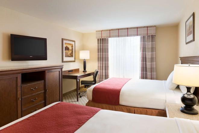 Country Inn & Suites by Radisson, Myrtle Beach - Myrtle Beach - Bedroom