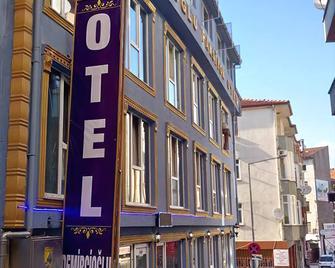 Demircioglu Apart Otel - Kastamonu - Gebäude