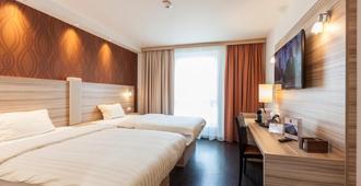 Staycity Aparthotels Heidelberg - Heidelberg - Phòng ngủ