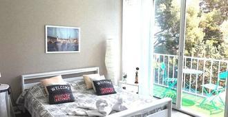 Chambre d'hote Villa Tigre - La Ciotat - Bedroom