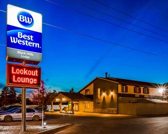 Best Western Black Hills Lodge - Spearfish - Edificio