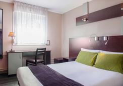 The Originals City, Hôtel Ascotel, Lille Est Grand Stade (Inter-Hotel) - Villeneuve-d'Ascq - Bedroom