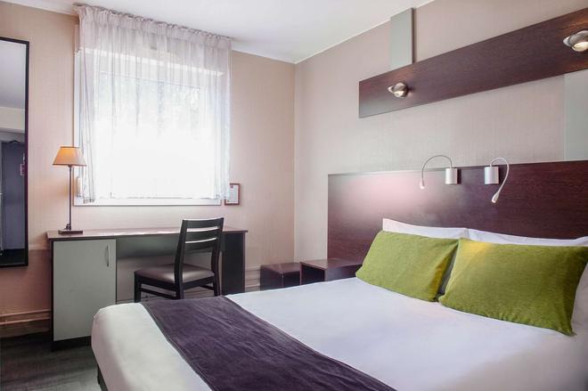 The Originals City, Hôtel Ascotel, Lille Est Grand Stade (Inter-Hotel) - Villeneuve-d'Ascq - Makuuhuone