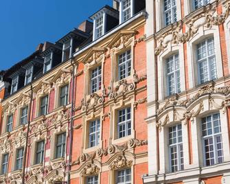 The Originals City, Hôtel Ascotel, Lille Est Grand Stade (Inter-Hotel) - Вильнёв-д'Аск - Здание