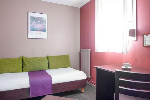 The Originals City, Hôtel Ascotel, Lille Est Grand Stade (Inter-Hotel) - Villeneuve-d'Ascq - Living room