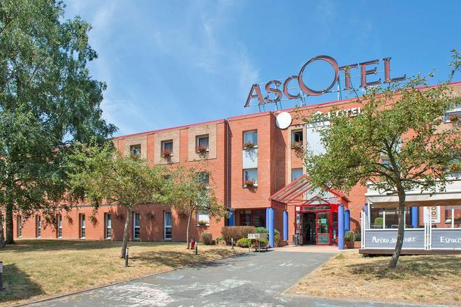 The Originals City, Hôtel Ascotel, Lille Est Grand Stade (Inter-Hotel) - Villeneuve-d'Ascq - Rakennus