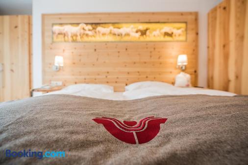 Alpenwellnesshotel St. Veit - Sesto - Bedroom