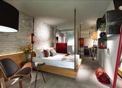La Boheme Luxury Living - Limenaria - Habitación