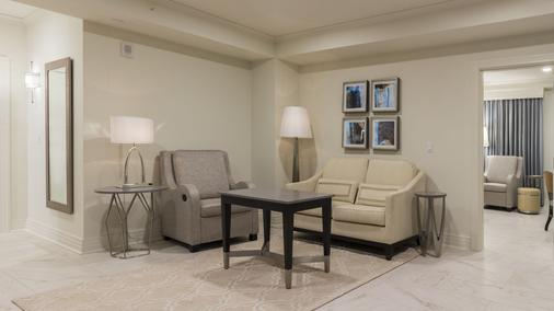 The Jung Hotel And Residences - New Orleans - Makuuhuone