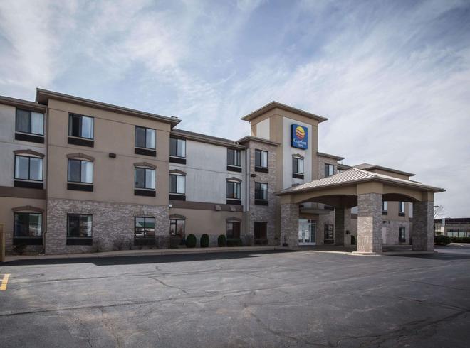 Comfort Inn Crystal Lake - Algonquin - Crystal Lake - Building