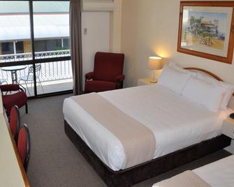 Longreach Motor Inn - Longreach - Schlafzimmer