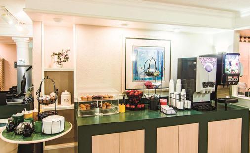 拉昆塔印第安納波利斯機場酒店 - 印第安那波里 - 印第安納波利斯 - 自助餐