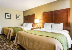 Comfort Inn and Suites Walterboro I-95 - Walterboro - Bedroom