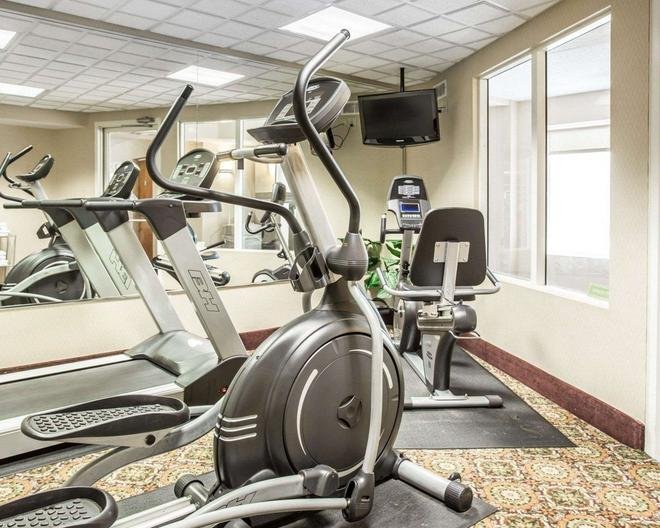 Comfort Inn and Suites Walterboro I-95 - Walterboro - Gym