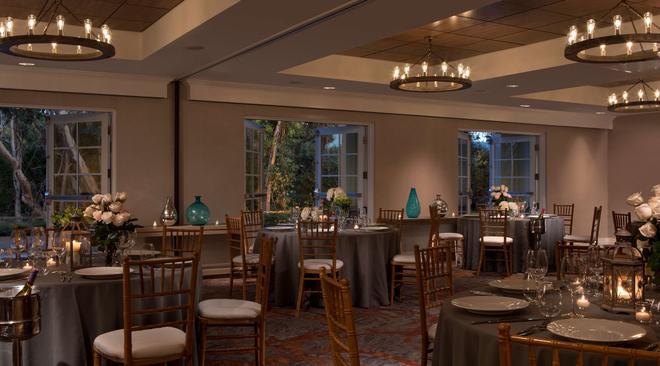River Terrace Inn - A Noble House Hotel - Napa - Banquet hall